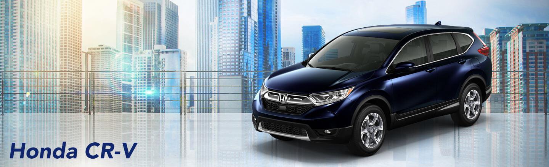 Lehigh Valley Honda, the new CR-V