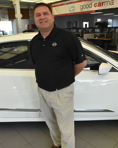 Meet the Staff in Monmouth County, NJ | DCH Freehold Nissan