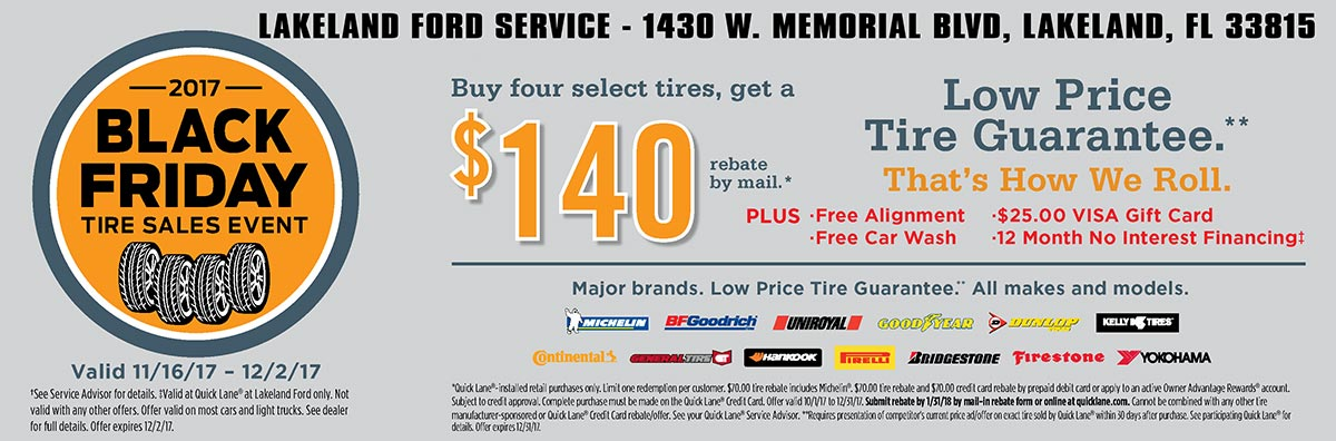 Discount Tire, Tire Specials, Tire Coupons and Tire Rebates