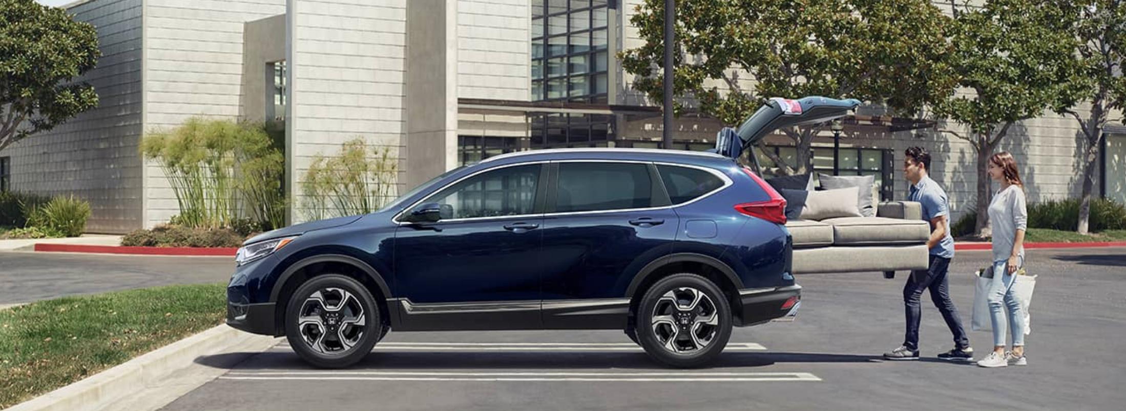 Discover the 2019 Honda SR-V SUV At Motorcars Honda Today