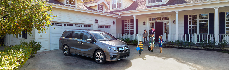 Drive Around Town In The 2019 Honda Odyssey From Motorcars Honda