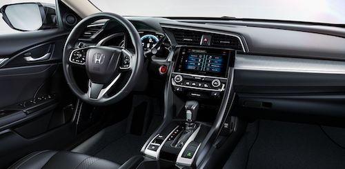 2018 Honda Civic technology