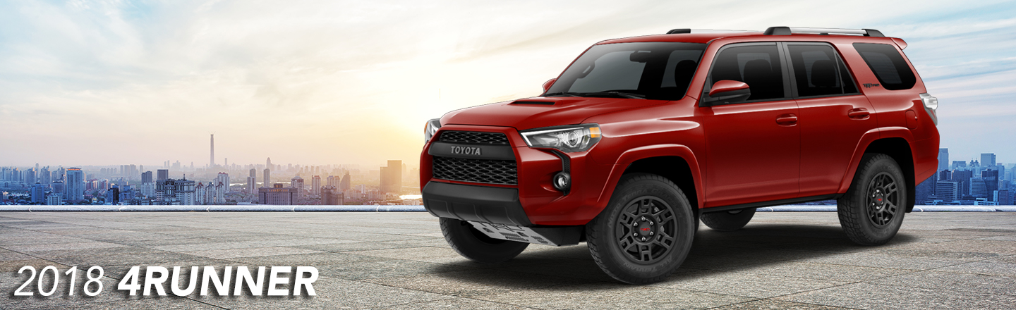 2018 toyota 4runner suvs in new orleans la toyota of new orleans. Black Bedroom Furniture Sets. Home Design Ideas