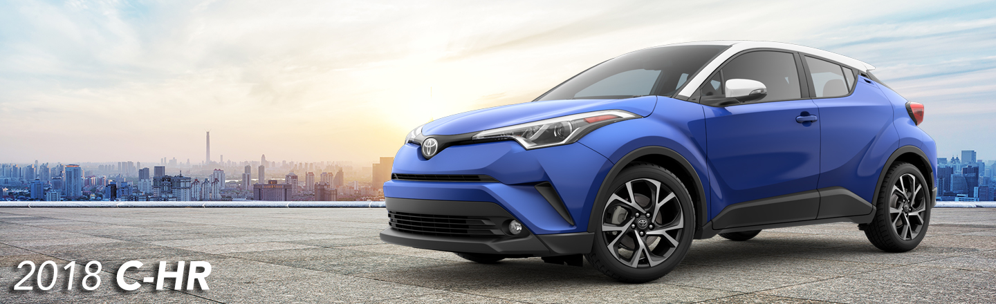 2018 Toyota C Hr Crossovers In New Orleans La Toyota Of New Orleans