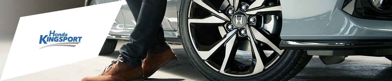 Honda Brake Services For Kingsport, TN Drivers | Honda Kingsport