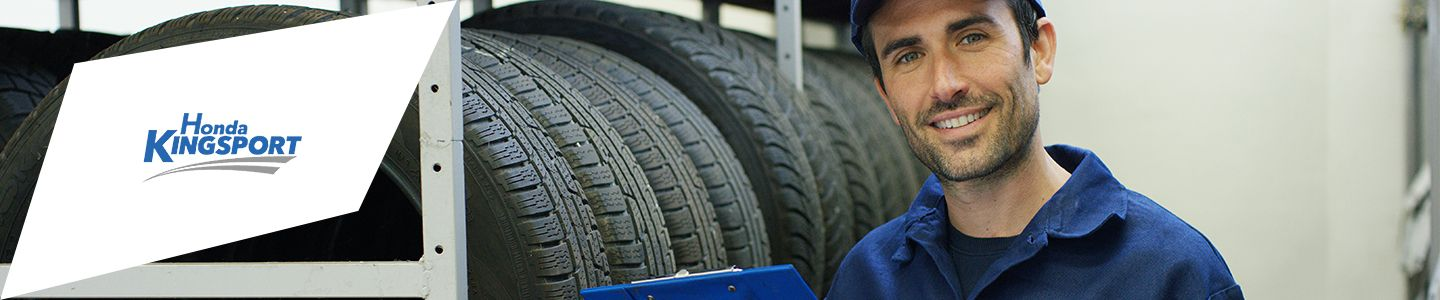Honda Tire Service For Kingsport, TN, Drivers | Honda Kingsport