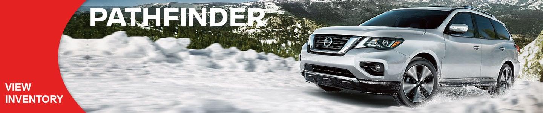 hudson nissan pathfinder off road snow winter