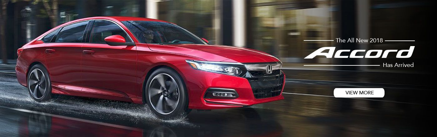 2018 Honda Accord At Superstition Springs Honda