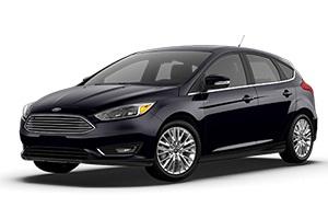 New 2018 Ford Focus for sale at All Star Ford