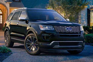 New 2018 Ford Expedition for sale at All Star Ford