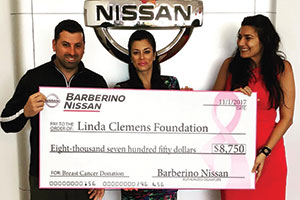 Community Involvement in Wallingford CT | Barberino Nissan