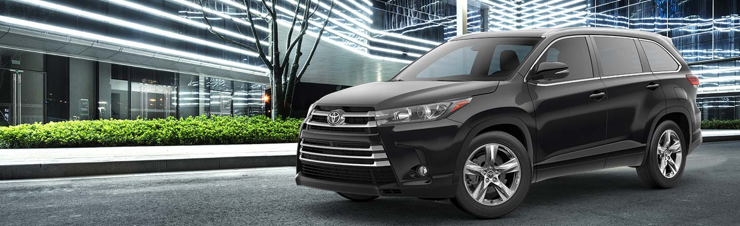 2018 Toyota Highlander Options In Hemet Ca Gosch Toyota