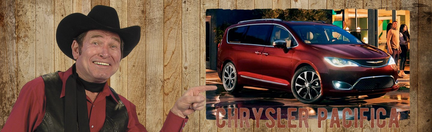 2018 Chrysler Pacifica In Bonham, Texas Near McKinney