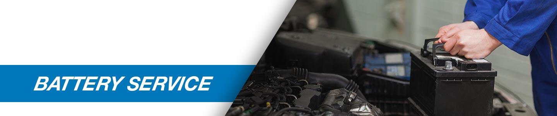Gosch Ford Battery Service