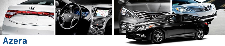 Explore Pride Hyundai of Seekonk's Azera Inventory Today