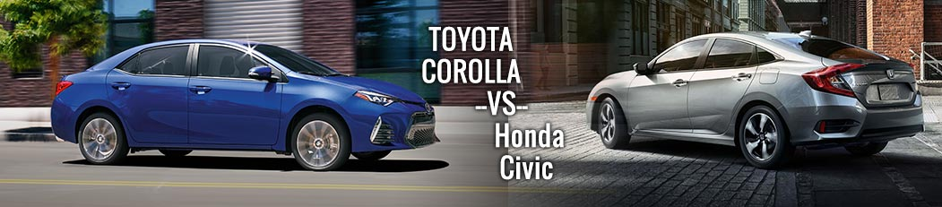 Mike Johnson Hickory Toyota | 2018 Toyota Corolla vs Honda Civic