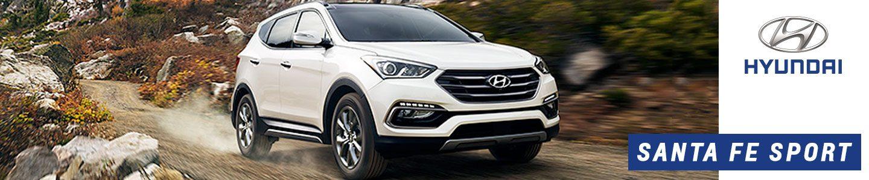 2018 Hyundai Santa Fe Sport In North Olmsted, OH