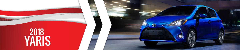 2018 Yaris Toyota