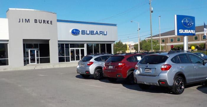 Jim Burke Subaru >> Jim Burke Subaru Birmingham Subaru New Used Car Dealer Hoover Al