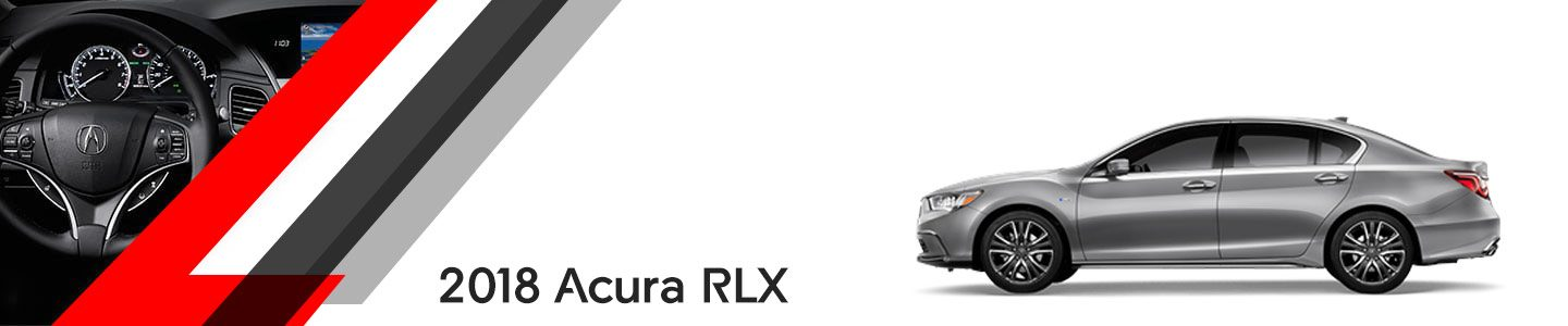 2018 Acura RLX at Stevenson Acura in Wilmington NC