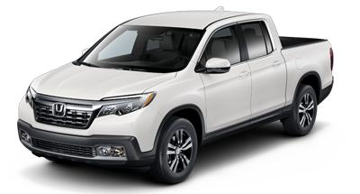 New Honda Ridgline