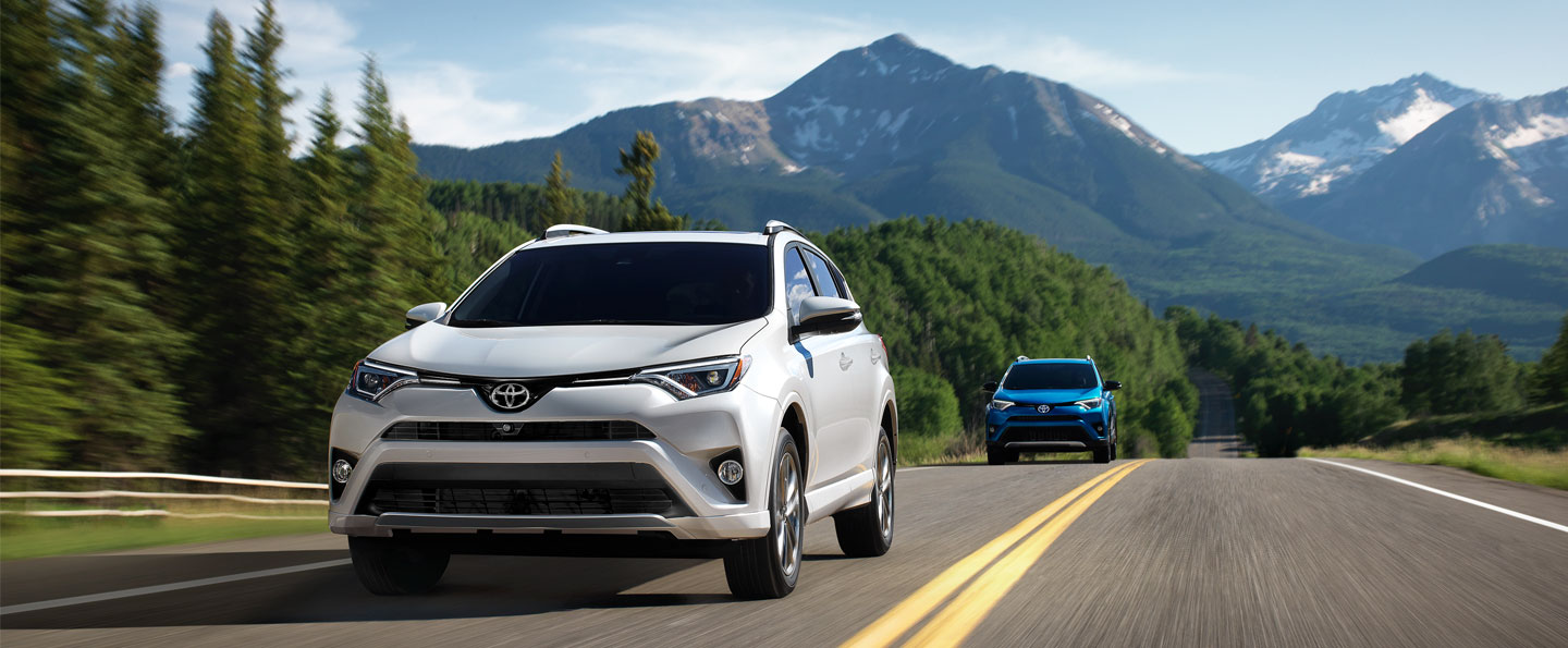 Toyota RAV4 Owners Manual: Driving assist systems