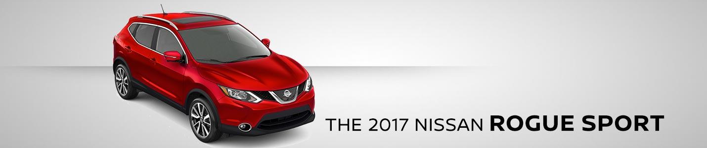 Sutherlin Nissan 2017 Rogue Sport