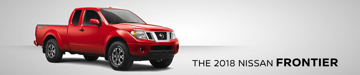 The 2018 Nissan Frontier at Sutherlin Nissan Orlando