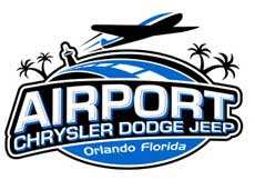 Airport Dealership Serving Orlando Airport Chrysler Dodge Jeep - Chrysler dodge jeep orlando