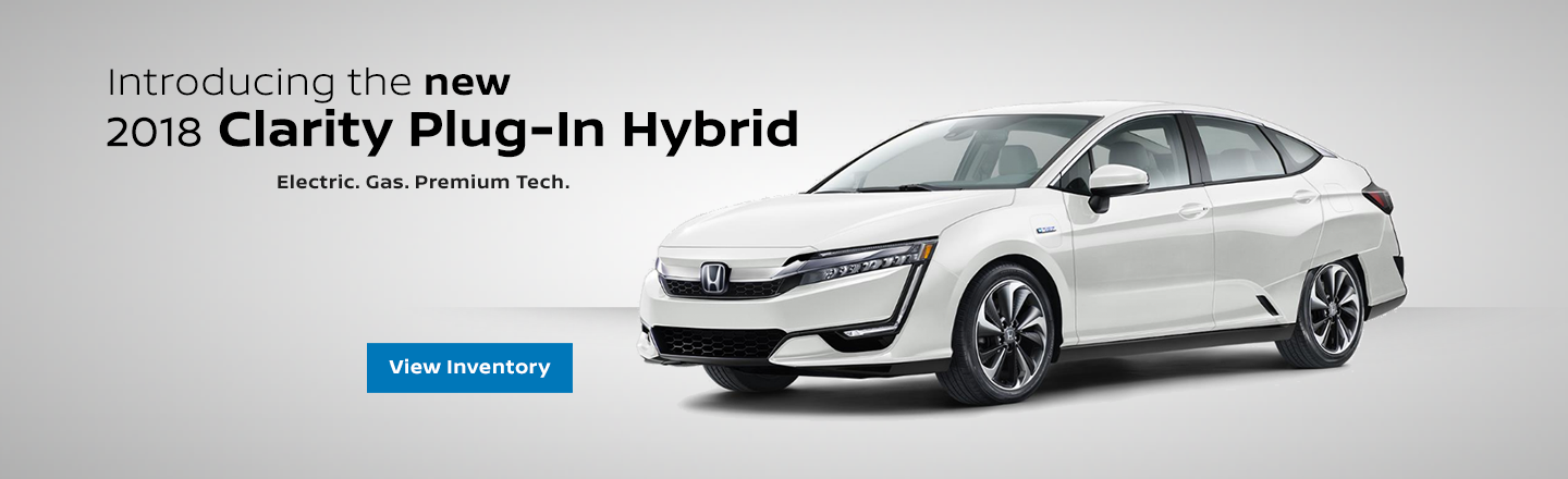 2018 Clarity Plug In Hybrid At Space Coast Honda