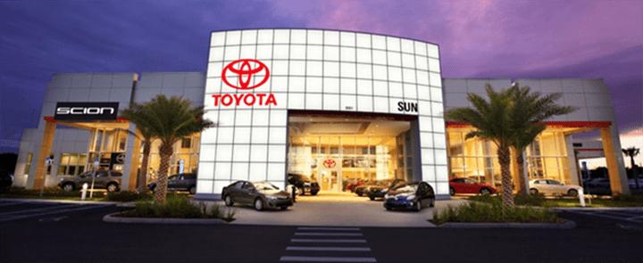 Sun Toyota Building
