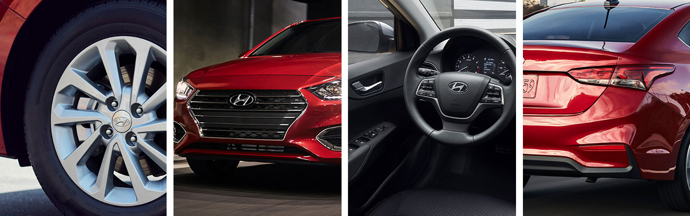 2018 hyundai accent cars in enterprise alabama mitchell hyundai. Black Bedroom Furniture Sets. Home Design Ideas