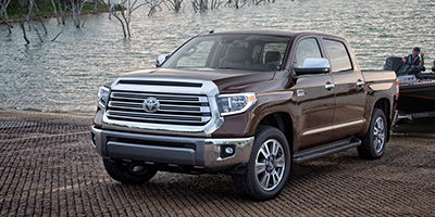 Research New Toyota Tundra