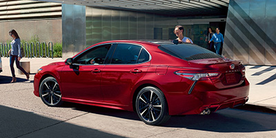 Research New Toyota Camry