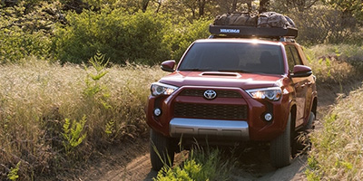 Research New Toyota 4Runner