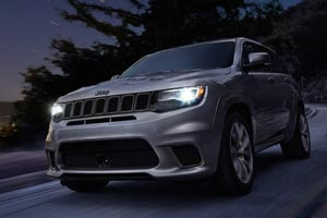 New 2018 Jeep Grand Cherokee for sale at All Star Dodge