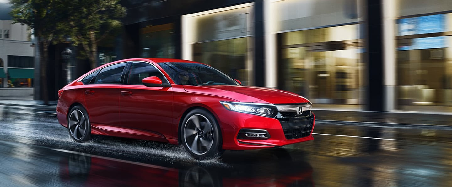 All New 2018 Honda Accord Sedan In Orleans LA