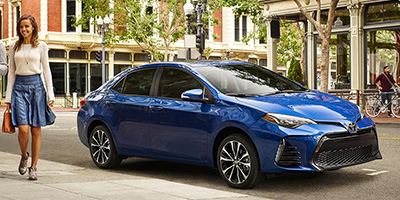 Research New Toyota Corolla