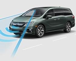 Honda Odyssey Safety
