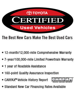 Why Buy Certified Pre Owned