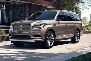 2018 Lincoln Navigator for sale at All Star Lincoln