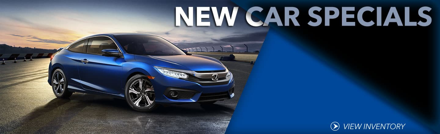 New Car Specials At Great Lakes Honda