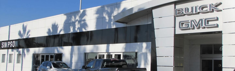 Buick GMC Dealer Serving Seal Beach CA Simpson Automotive - Dealer buick
