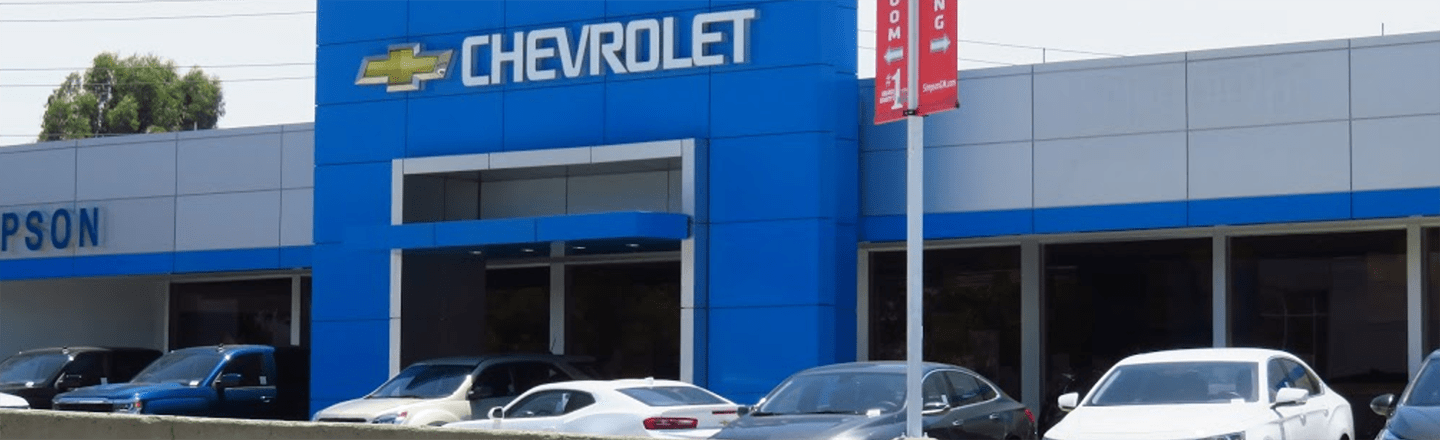 From New Chevrolet Trucks And Used Minivans For Sale To A Dedicated Auto  Service Center And ...