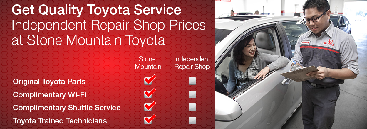 picture about Toyota Service Coupons Printable named Support Sections Discounts Stone Mountain Toyota