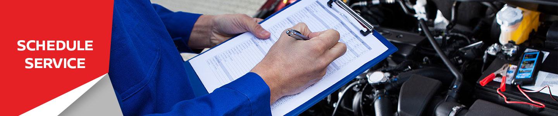 schedule service at jim burke nissan