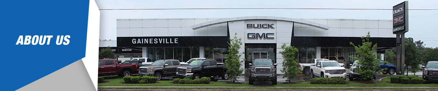 About Our Buick GMC Dealer In Gainesville FL Gainesville Buick GMC - Where is the nearest buick dealership