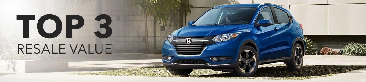 Blue Exterior Honda