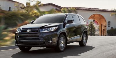 Research New Toyota Highlander