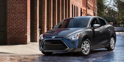 Research New Toyota Yaris iA